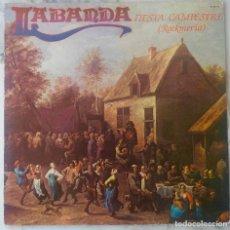 Discos de vinilo: LABANDA. FIESTA CAMPESTRE. ROCKMERIA. LP. Lote 154290414