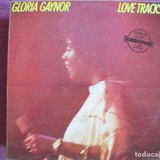 Discos de vinilo: LP - GLORIA GAYNOR - LOVE TRACKS (SPAIN, POLYDOR 1978). Lote 154299226