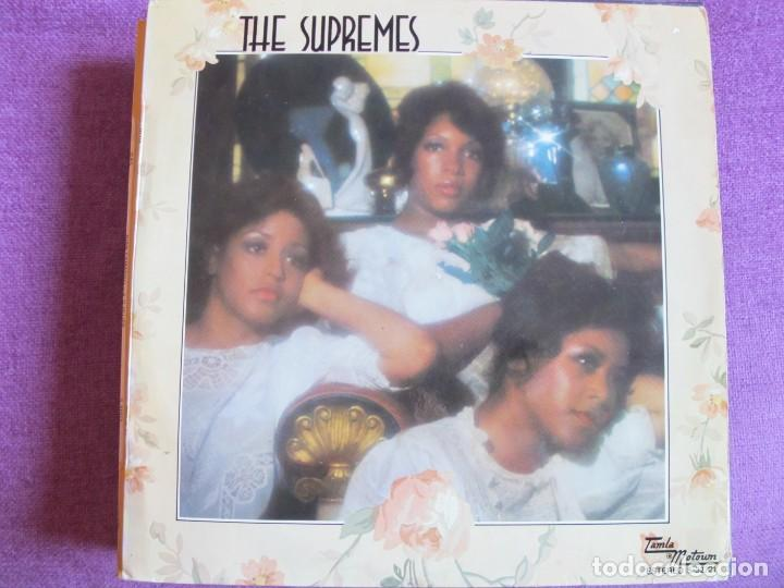 LP - THE SUPREMES - SAME (SPAIN, TAMLA MOTOWN RECORDS 1975) (Música - Discos - LP Vinilo - Funk, Soul y Black Music)