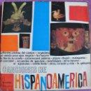 Discos de vinilo: LP - CANCIONES DE HISPANOAMERICA - VARIOS (SPAIN, IBEROFON 1963). Lote 154303214