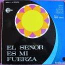 Discos de vinilo: LP - EL SEÑOR ES MI FUERZA - COROS DE LA JUVENTUD AMAYA DE PAMPLONA (DISCOTECA PAX 1969). Lote 154304330
