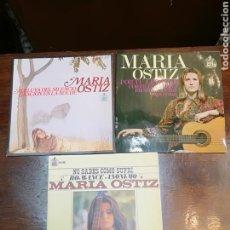 Discos de vinilo: SINGLES DE MARIA OSTIZ. Lote 154314564