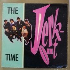 Discos de vinilo: JERK OUT - THE TIME. Lote 154318522