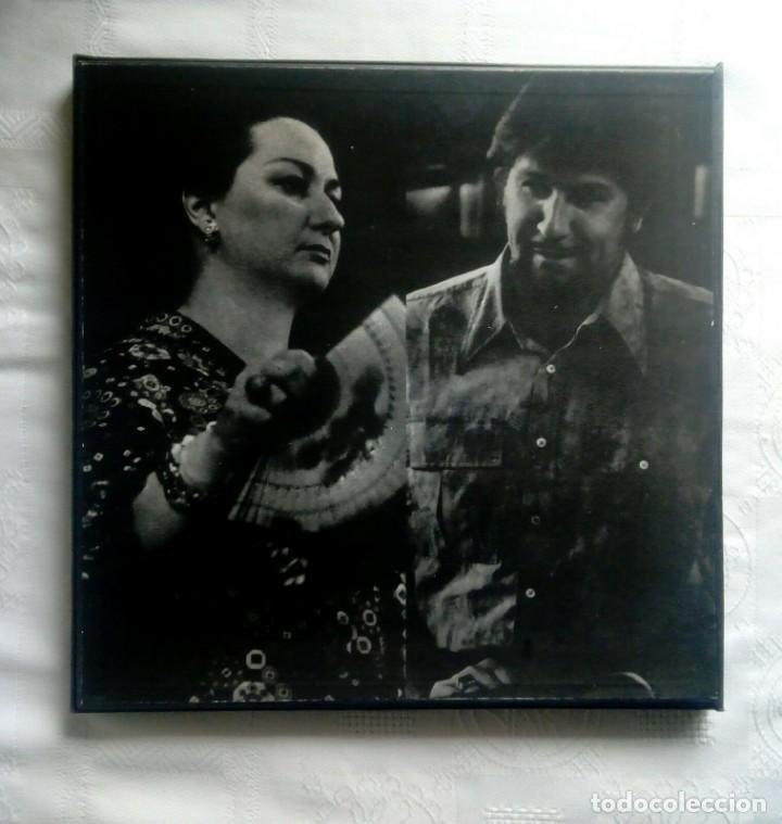 Discos de vinilo: PAGLIACCI Montserrat CABALLÉ, P.Domingo 2 vinilos - Foto 6 - 154325494