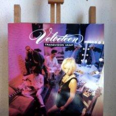 Discos de vinilo: TRANSVISION VAMP * VELVETEEN LP VINILO 1989 GERMANY. Lote 154326494