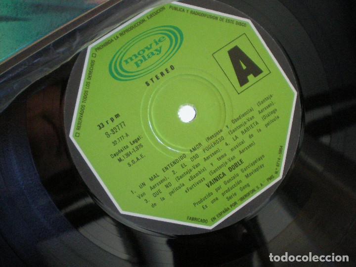 Discos de vinilo: VAINICA DOBLE -Contracorriente - LP ORIGINAL MOVIEPLAY / GONG 1975 // COMO NUEVO // PROG FOLK PSYCH - Foto 5 - 154334090