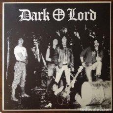 Discos de vinilo: DARK LORD - DARK LORD (ITALY, 1983). Lote 154343594