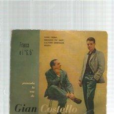 Discos de vinilo: FRANCO EI G 5 COME PRIMA. Lote 154374770