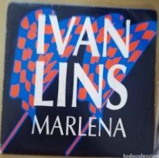 Discos de vinilo: IVAN LINS - MARLENA. Lote 154376628
