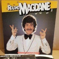 Discos de vinilo: ROLAND MAGDANE / ENREGISTREMENT PUBLIC / LP-FLARENASCH-1980 / CALIDAD LUJO. ****/****. Lote 154377314