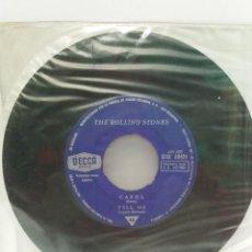 Discos de vinilo: EP ** ROLLING STONES ** CAROL- TELL ME ...** COVER/ GENERICO ** EP/ VERY GOOD + ** 1964. Lote 154379186
