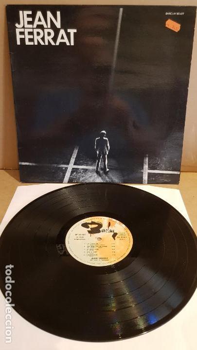JEAN FERRAT / MISMO TÍTULO / LP - BARCLAY-1971 / MBC. ***/*** (Música - Discos - LP Vinilo - Canción Francesa e Italiana)