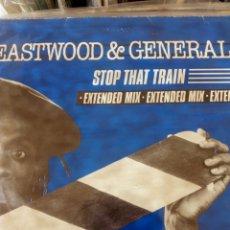 Discos de vinilo: CLINT EASTWOOD & GENERAL SAINT. Lote 154387560
