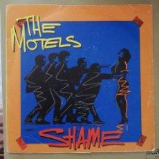 Discos de vinilo: THE MOTELS - SHAME. Lote 154394297