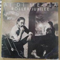 Discos de vinilo: AL DI MEOLA - ROLLER JUBILEE. Lote 154396756