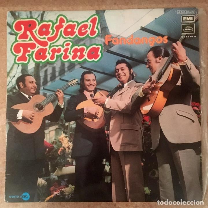 RAFAEL FARINA (Música - Discos - LP Vinilo - Flamenco, Canción española y Cuplé)