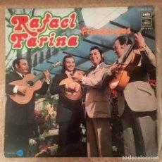 Discos de vinilo: RAFAEL FARINA. Lote 184479481