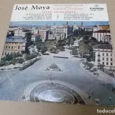 Discos de vinilo: JOSE MOYA (EP) JOTAS ARAGONESAS AÑO 1959. Lote 154455418