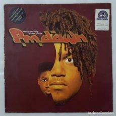 Discos de vinilo: FUNDA DEL MAXI DE P.M. DAWN – REALITY USED TO BE A FRIEND OF MINE / 1992 ( SOLO LA FUNDA,SIN DISCO). Lote 154455842