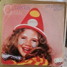 Discos de vinilo: NIKKA COSTA - MI PRIMER AMOR. Lote 154468297