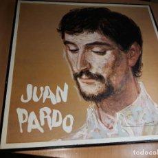 Discos de vinilo: JUAN PARDO - CAJA DE VINILOS 1969. Lote 154470146