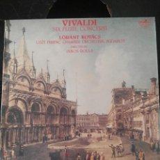 Discos de vinilo: COLECCIÓN DE 60 DISCOS DE VINILO DE MÚSICA CLÁSICA. Lote 154493730