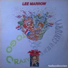 Discos de vinilo: LEE MARROW - TO GO CRAZY - MAXI-SINGLE MAX MUSIC SPAIN 1991. Lote 165076365