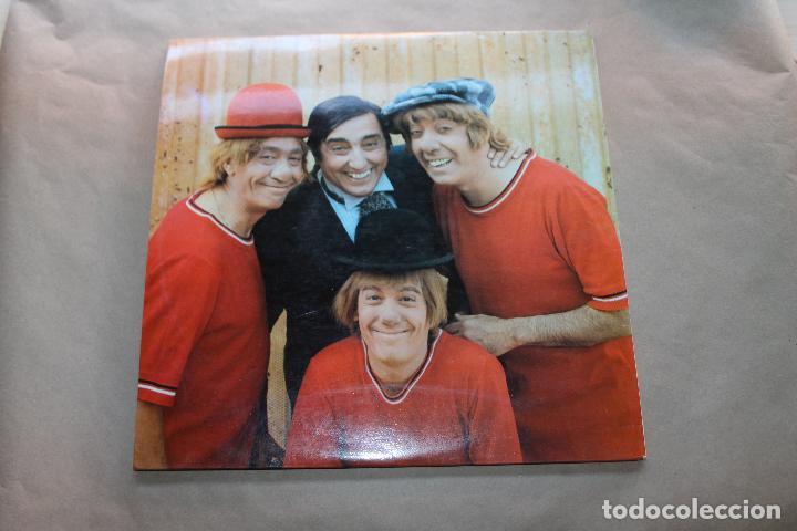 Discos de vinilo: HABÍA UNA VEZ UN CIRCO, GABY, FOFO Y MILIKI, VINILO, LP, DISCOS MOVIEPLAY, AÑO 1973 - Foto 3 - 154523994