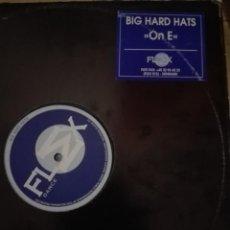 Discos de vinilo: BIG HARD HATS ONE. Lote 154524730