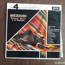 Discos de vinilo: DISCO VINILO LP MÉXICO ROLAND SHAW Y SU ORQUESTA. DECCA PFS 4027 AÑO 1966. Lote 154526234