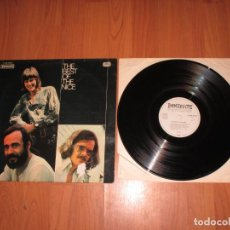 Discos de vinilo: NICE - THE BEST OF - GERMANY - IMMEDIATE - T - . Lote 154527654