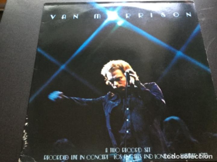 VAN MORRISON- A TWO RECORDS SET. RECORDED LIVE IN CONCERT LOS ÁNGELES AND LONDON SUMMER 1973 (Música - Discos de Vinilo - EPs - Pop - Rock Extranjero de los 70)