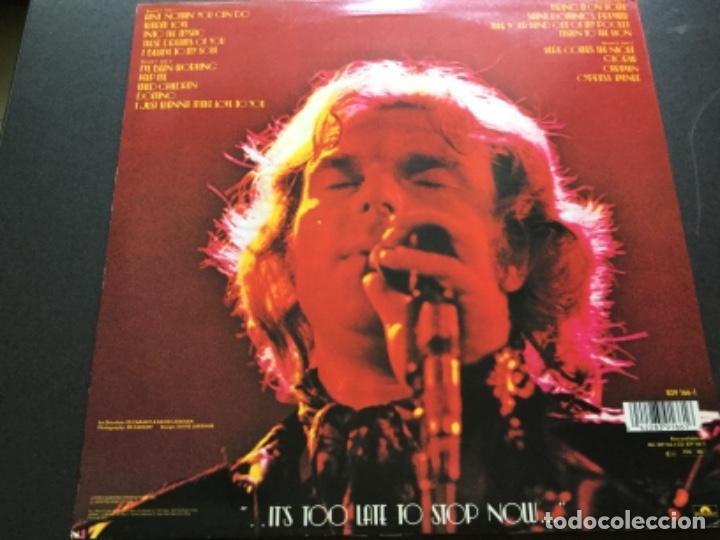Discos de vinilo: Van Morrison- a two Records set. Recorded live in concert los Ángeles and london Summer 1973 - Foto 3 - 190395668