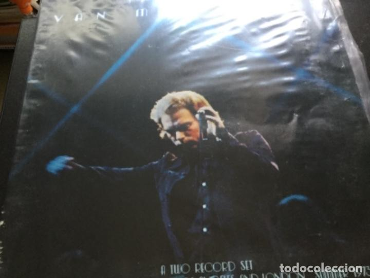 Discos de vinilo: Van Morrison- a two Records set. Recorded live in concert los Ángeles and london Summer 1973 - Foto 5 - 190395668