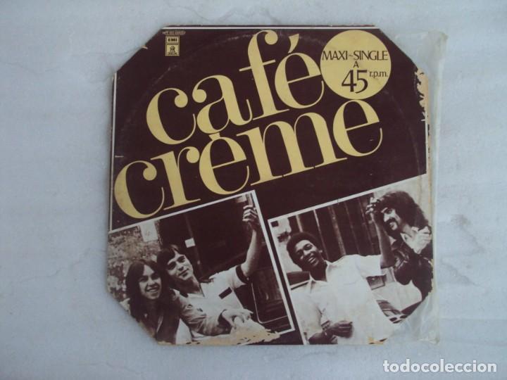 CAFE CREME. CANCIONES DE LOS BEATLES. MAXI-SINGLE EDICION ESPAÑOLA 1977 EMI-ODEON (Música - Discos de Vinilo - Maxi Singles - Pop - Rock - New Wave Internacional de los 80)