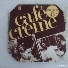 Discos de vinilo: CAFE CREME. CANCIONES DE LOS BEATLES. MAXI-SINGLE EDICION ESPAÑOLA 1977 EMI-ODEON . Lote 154530062