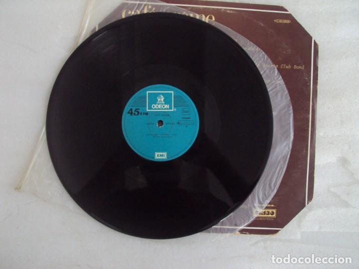 Discos de vinilo: CAFE CREME. CANCIONES DE LOS BEATLES. MAXI-SINGLE EDICION ESPAÑOLA 1977 EMI-ODEON - Foto 4 - 154530062