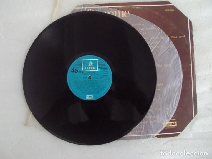 Discos de vinilo: CAFE CREME. CANCIONES DE LOS BEATLES. MAXI-SINGLE EDICION ESPAÑOLA 1977 EMI-ODEON - Foto 5 - 154530062