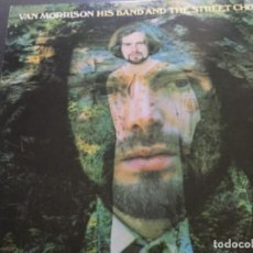 Discos de vinilo: VAN MORRISON - HIS BAND AND THE STREET CHOIR . Lote 154530146