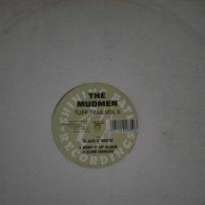 Discos de vinilo: THE MUDMEN TUFF TRAX VOL 2 BLACK & WHITE. Lote 154530370