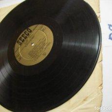 Discos de vinilo: ANTIGUO DISCO LP VINILO - EL DISCO DE ORO. Lote 154532602