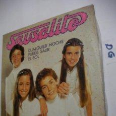 Discos de vinilo: ANTIGUO DISCO LP VINILO - SAUSALITO. Lote 154533454