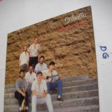 Discos de vinilo: ANTIGUO DISCO LP VINILO - SOLANILLA. Lote 154533650