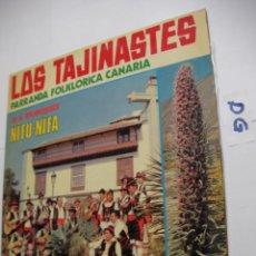 Discos de vinilo: ANTIGUO DISCO LP VINILO - LOS TAJINASTES. Lote 154533858
