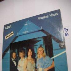 Discos de vinilo: ANTIGUO DISCO LP VINILO - ABBA. Lote 154538322