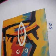 Discos de vinilo: ANTIGUO DISCO LP VINILO - SOUL SOUL. Lote 154538426