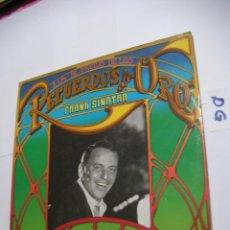 Discos de vinilo: ANTIGUO DISCO LP VINILO - FRANK SINATRA (DISCO DOBLE). Lote 154538526