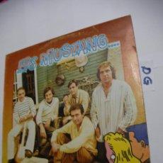 Discos de vinilo: ANTIGUO DISCO LP VINILO - LOS MUSTANG. Lote 154538586
