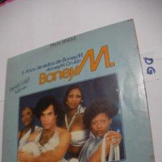 Discos de vinilo: ANTIGUO DISCO LP VINILO - BONEY M.. Lote 154538718