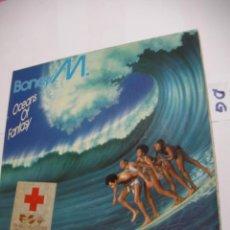 Discos de vinilo: ANTIGUO DISCO LP VINILO - BONEY M.. Lote 154538806